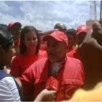 Dario Vivas, Coordinador de Movilización y Eventos del CCB-200.