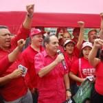 La victoria de los socialistas garantiza la continuidad de los programas sociales a favor del pueblo.