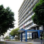Antigua sede de PDVSA Los Chaguaramos hoy digna sede de la UBV