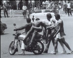 El pueblo fue masacrado por protestar contra el Paquetazo de Cap